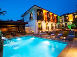 Livia Garden Hotel, hotel in Selcuk