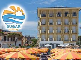 HOTEL LA BUSSOLA SUL MARE, отель в Беллария-Иджеа-Марина