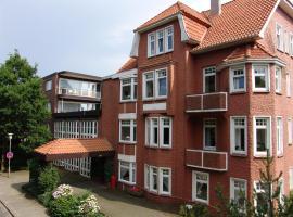 Hotel Wehrburg, Hotel in Cuxhaven