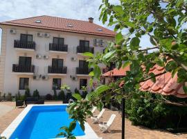 Отель Лагуна, отель в Кабардинке