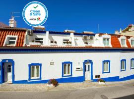 Apartamentos Tucha, hotel near Traces of the Old Castle Wall, Albufeira