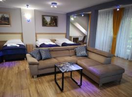 Apartament nad Pisą śPISZ – hotel w Piszu