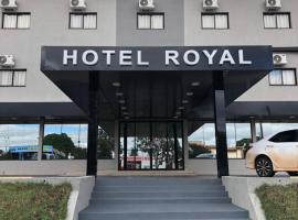 HOTEL ROYAL AMAMBAI, apartment in Amambaí
