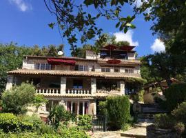 Villa Vivendi Vence, appartement à Vence