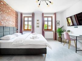 Blick Apartments - Riverview Soft Loft – hotel w mieście Zgorzelec