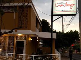 Hostal Casa Amiga, B&B in Managua