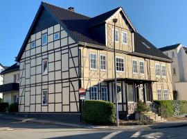 Gästehaus am Kurpark, hotel in Horn-Bad Meinberg