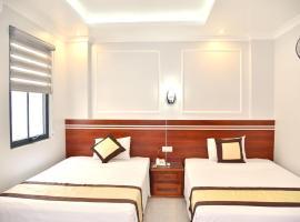 Thủy Triều Hạ Long Hotel, hotel in Ha Long