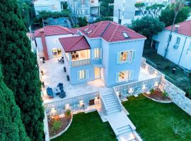 Villa with 5 bedrooms in Dubrovnik with private pool furnished terrace and WiFi, villa i Dubrovnik