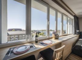 Privāta brīvdienu naktsmītne Best View In Apartment Liepājā