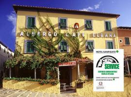 Albergo Ape Elbana, hotel in Portoferraio