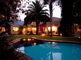 African Rock Hotel and Spa, hotel near Greenstone Shopping Centre, Kempton Park