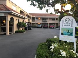 Tuscana Motor Lodge, hotel near Victoria Street, Christchurch