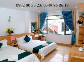 catba sunrise hotel, hotel in Cat Ba