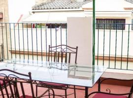 Holiday home Pelay Correa, hotel que admite mascotas en Sevilla