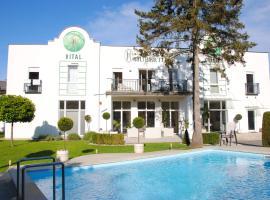 Hotel Hubertus, hôtel à Söchau