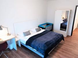 Gästehaus Hansa Residence, Ferienwohnung mit Hotelservice in Hamburg