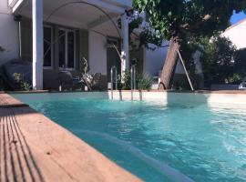 comme a la maison, hotel near CRN2M UMR6231 Research Centre Marseille, Septèmes-les-Vallons