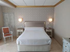 Sacromonte, hotel en Granada