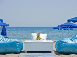 Galazio Beach, hotel per famiglie a Faliraki