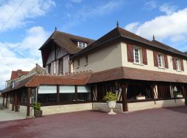 Le Vauban, hotel near Merville Battery, Merville-Franceville-Plage