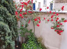 Le fleuri, privat indkvarteringssted i Paris