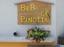 Cà Pinotta, B&B in Miazzina
