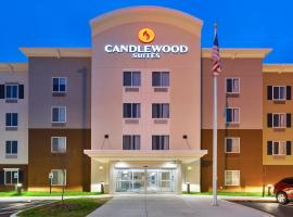 Candlewood Suites Louisville - NE Downtown Area, an IHG Hotel, hotel in Louisville