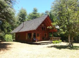 Cabañas Metreñehue - Parque Metreñehue, hotel en Pucón