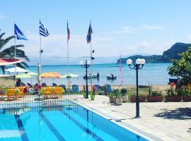 Akti Aphrodite hotel, hotel in Sidari