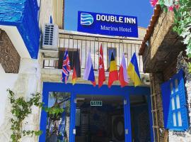DOUBLE INN MARİNA HOTEL, hotel in Bodrum City Center, Bodrum City