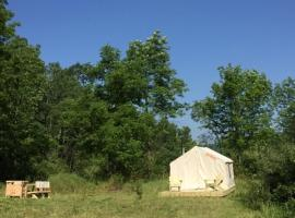 Tentrr - Home Sweet Campsite, pet-friendly hotel in Ithaca