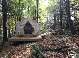 Tentrr - Home Sweet Campsite Two, pet-friendly hotel in Ithaca