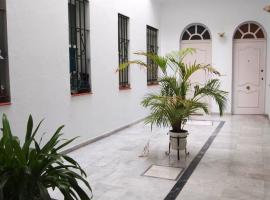 Apartment with 2 bedrooms in Sevilla with wonderful city view balcony and WiFi, pet-friendly hotel in Seville