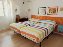 Casa Sanabria, hotel u gradu 'Punta Umbria'