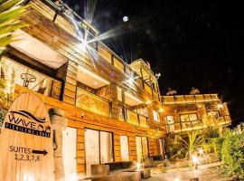 Wave Pichilemu Lodge, Hotel in Pichilemu