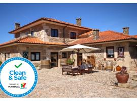 Quinta da Barroca, farm stay in Armamar