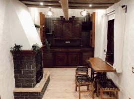 Viesnīca Clockhouse Cottage Saulkrastos, netālu no apskates objekta Baltā kāpa Saulkrastos