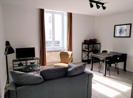 Bel appartement 3 pièces en centre-ville, hotel in Villefranche-sur-Saône