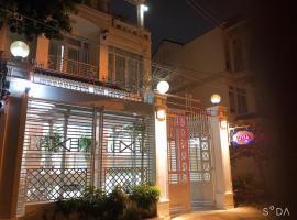 Luvia Villa, nhà nghỉ dưỡng ở Vũng Tàu
