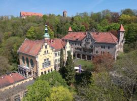 Wildbad Tagungsort Rothenburg O.D.Tbr., hotel in Rothenburg ob der Tauber