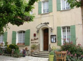 Hôtel Le Siècle, hotel in Mazan