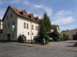 Hotel Zum Abschlepphof, Ferienunterkunft in Leipzig