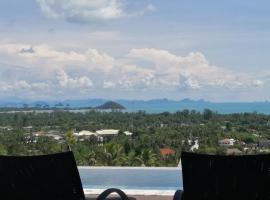 Pearl Villa, hotel in Nathon