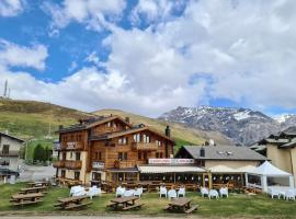 Alpino Lodge, hotel a Livigno