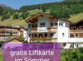 alpenrose hotel-garni, hotel in Gerlos