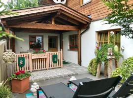 Mountainspirit, Ferienwohnung in Mayrhofen