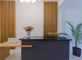 Hotel Lifetime: Batum'da bir otel