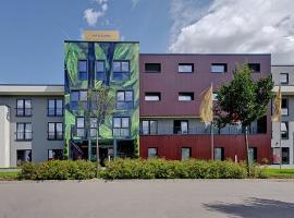 Sante Royale Hotel- & Gesundheitsresort Bad Langensalza, отель в городе Бад-Лангензальца