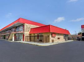 Econo Lodge Civic Center, hotel in Roanoke